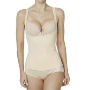 Jaclyn Smith Torsette Shaper Large 2X Wear Bra NEW